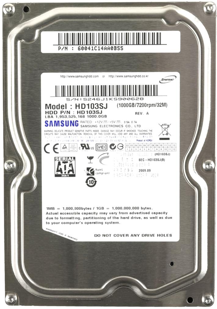 Samsung Spinpoint F3 1TB